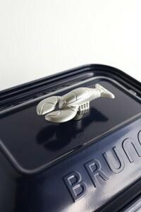 本日限定値下げ (限定モデル) ブルーノ フットプレート セラミック鍋 セット