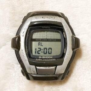 【時計●Casio(カシオ) G-Cool Shock Resistant GT-007 銀×茶/動作確認済(3150)】