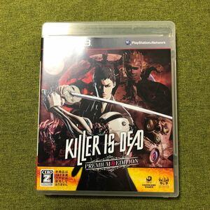 PS3 KILLER IS DEAD