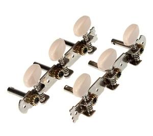 クラシックギターチューナー マシンヘッド チューニング Classic Guitar Tuners 3+3 peg ペグ アコギ アコースティックギター