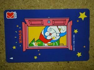 mang・ケイビー ドラえもん クリスマス 50度数 未使用 テレカの商品画像