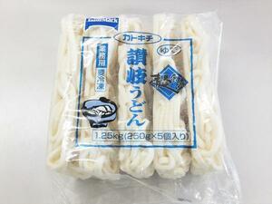【即決】 テーブルマーク 麺食房 讃岐うどん 250g×5個×4袋 うどん 冷凍食品 【水産フーズ】