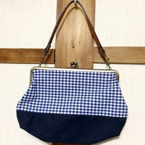 【送料無料】京都 ぽっちり ハンドバッグ バッグ がま口 がま口バッグ pocchiri