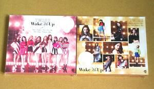 ■TWICE■ Wake Me Up 初回限定盤 A+B CD+DVD