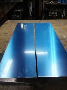 ステンレス切り板 1000×262 2枚