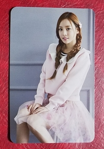 KARA ク・ハラ Girl's Story トレカ 即決 Goo Hara Koo トレーディングカード ガールズ・ストーリー フォトカード 日本盤