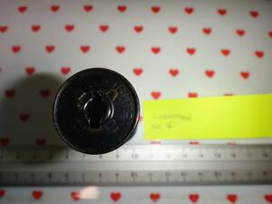120ブローニー金属 スプール 「LIGHPAN」 クラシックカメラ パトローネ コレクション コレクターNO.4