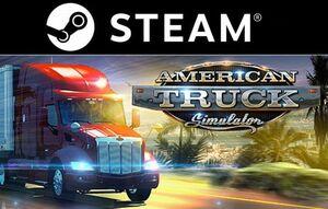 即日対応!【PC/STEAM版】American Truck Simulator アメリカントラックシミュレーター 日本語対応