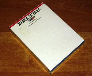 ◆8トラック(8トラ)◆(未開封/非売品) [BELTEK 販促用 テープ] 'ベルテック70(すぎやまこういち曲)'等8曲収録◆