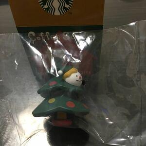 送料120円 スターバックス コーヒーサンタ フィギュア クリスマスツリー フィギア 非売品 eTicket eギフト サンタさん