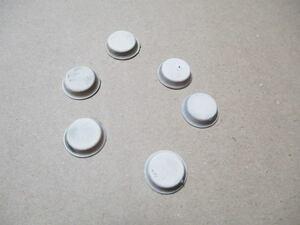 PC-9801UV11 ゴム足 6個セット