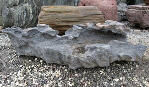 太胡石 たまり石 天然石 景石 約190kg 造園 庭石 鑑賞石