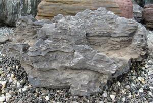 太胡石 たまり石 天然石 景石 約98kg 造園 庭石 鑑賞石 085