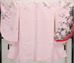 [京の舞姿]二尺袖着物単品ngt05