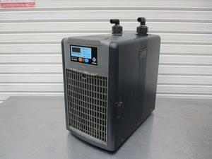 y1495-25 ゼンスイ 水槽用クーラー ZC-500E W240×D410×H460 店舗用品 中古 厨房 業務用品