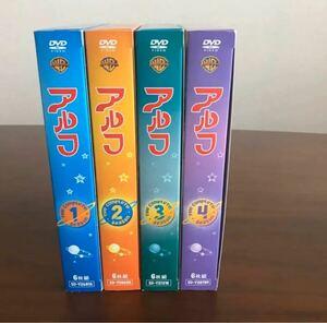 アルフ  DVD BOX 1-4 コンプリート ALF