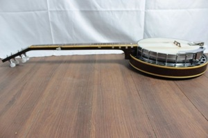 送料980円 バンジョー 弦楽器 KASUGA カスガ banjo 5弦 ソフトケース付き バンド 音楽 ライブ