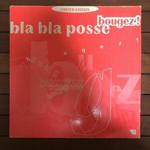 ●【eu-rap】Bla Bla Posse / Bougez! [12inch]オリジナル ポーランド盤《4-1-54》