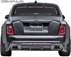 【M's】Rolls-Royce ファントム (2018y-) WALD Black Bison リアスカート//FRP ヴァルド バルド ロールスロイス ロールス エアロ