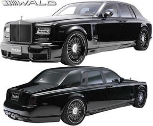 【M's】Rolls Royce PHANTOM シリーズ2 (2012y-) WALD Black Bison フルエアロ 4点//FRP製 ヴァルド バルド フルキット エアロセット