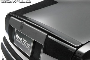 【M's】Rolls Royce ファントム SERISE-2 (2012y-) WALD Black Bison トランクスポイラー//FRP製 エアロ ヴァルド バルド ウイング
