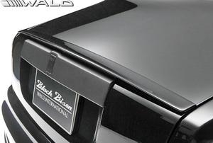 【M's】Rolls Royce PHANTOM シリーズ2 (2012y-) WALD Black Bison トランクスポイラー//FRP製 エアロ ヴァルド バルド ウイング
