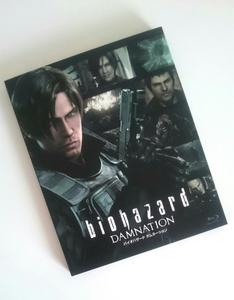 バイオハザード ダムネーション 初回生産限定 Blu-ray BIOHAZARD