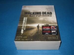 DVD ウォーキング・デッド SEASON2 BOX2 新品