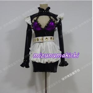 Fate/Grand Order コスプレ衣装 Fate/EXTRA CCC BB ビィビィ BB FGO メイド服 ビキニ 全セットの商品画像
