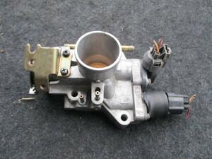 ホンダ バモス HM2 スロットルボディー 4WD ターボ 清掃済み