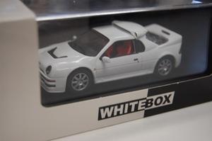 H WHITE BOX 1/43スケール Ford RS200 1983 フォード ホワイト ホワイトボックス