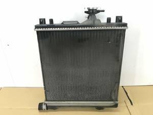 _b18460 スズキ アルトX AT DBA-HA24S ラジエター 電動ファン付き ラジエーター 022130-0261 アルト HA24V ワゴンR MH21S 日産 ピノ HC24S