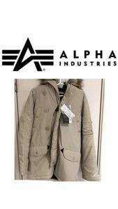 アルファ ミリタリー ALPHA レディース N-3B フライトジャケット