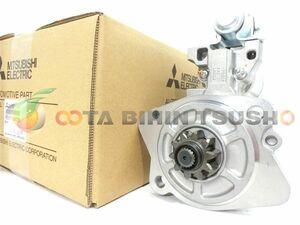三菱重工 汎用エンジン S6K 三菱純正リビルト品 セルモーター 34366-10100/32B66-02300/32B66-12301 M3T56182/M8T60471/M8T60472