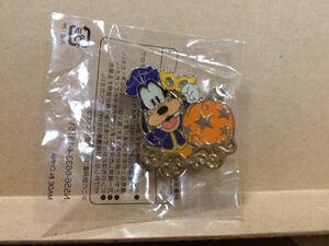ディズニー ワゴンゲーム ピンバッジ ピンズ ピンバッチ アブーバザール ディズニーリゾート 送料120円 グーフィー かぼちゃ ハロウィン①