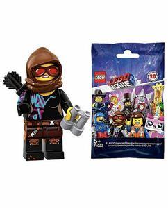 【未組み立て】正規品 レゴムービー2 戦士ルーシーミニフィグ 71023 LEGO ミニフィギュア ブロック 単品 エメット ワイルドガール