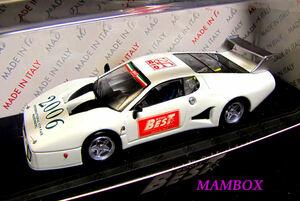 【フリマ】ET☆1/43 2006 フェラーリ512BB LM TOY FAIR2006 NURENBERG