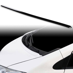 [FYRALIP]虫よけ ボンネットスポイラー 純正色塗装済 ホンダ フリード 初代 GB3/4/GP3型 モデル用 ポン付け カラーコード:NH700M