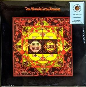 The Wizards From Kansasウィザーズ・フロム・カンサス 限定二枚組アナログ・レコード