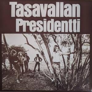 Tasavallan Presidentti - 3rd 500枚限定レッド・カラー・アナログ・レコード
