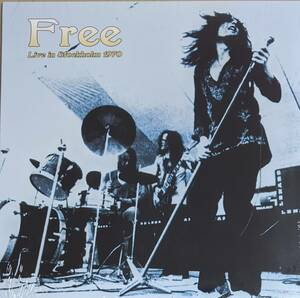 Free - Live In Stockholm 1970 限定二枚組アナログ・レコード