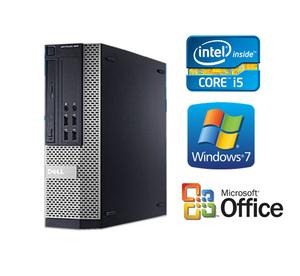中古パソコン Windows 7搭載/マイクロソフトoffice 2013付/DELL Optiplex 790 Core i5 2400 3.1G/メモリ8G/新品SSD 240GB/DVD/即決特典有