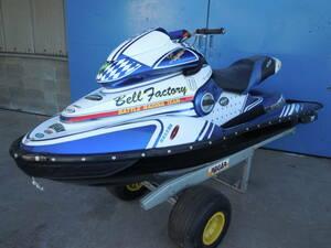 SEA DOO シードゥ XP800 完全なレース艇