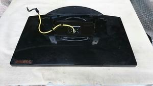三菱液晶テレビlcd-v32bhr6の自動回転台座