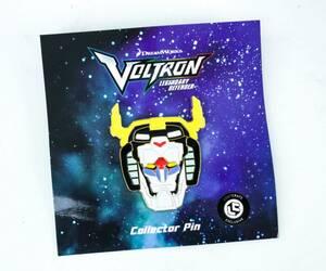 日本未発売 ヴォルトロン ピンバッジ ピンバッチ 新品未使用 海外限定流通 VOLTRON 戦隊ヒーロー