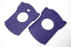 中古 スノーボード ビンディング用パーツ 2011-2012年モデル TECHNINE T-MONEYモデルに使用 Mサイズ用