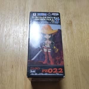 ワンピース ワールドコレクタブルフィギュア ONE PIECE FILM Z vol.3 ロビン ワーコレ