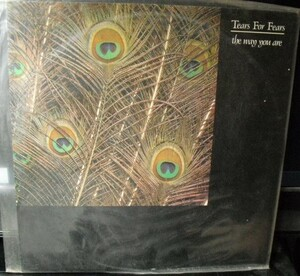 【LPレコード】TEARS FOR FEARS THE WAY YOU ARE