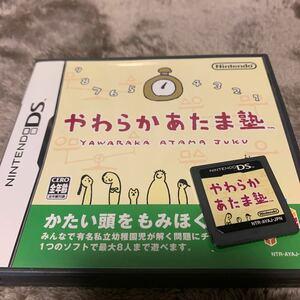 Nintendo DS〜やわらかあたま塾〜