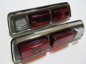 いすゞ ベレット 純正 リアランプ Rear lamp ASSY テールランプ ウインカー べレット 前期 ベレG bellett PR95 91W 1600 GTR 旧車 ISUZU